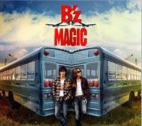 B'z-Magic-cvr
